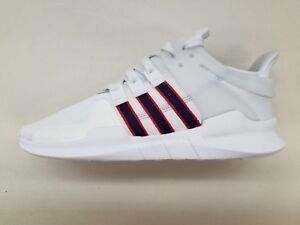 innovative design 8f0f3 815eb Image is loading ADIDAS-ORIGINALS-EQT-SUPPORT-ADV-VINTAGE-WHITE-NAVY-