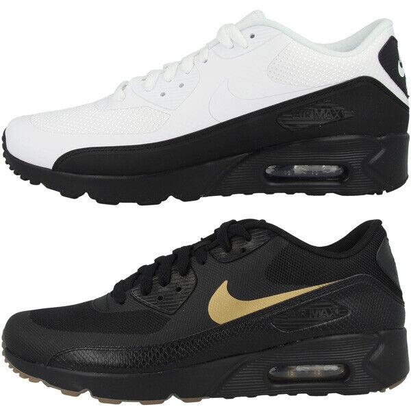 Nike Air Max 90 Ultra 2.0 Essential Schuhe Herren Sport Sneaker Turnschuh 875695