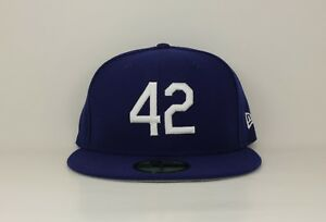 the latest 4d736 48d00 Image is loading Brooklyn-Dodgers-New-Era-MLB-Jackie-Robinson-42-