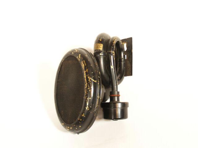 Outstanding 1921 RCA Vocarola Radio Speaker * Pre Radiola * Complete & Working