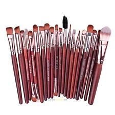 20x Pro Makeup Set Powder Foundation Eyeshadow Eyeliner Lip Cosmetic Brushes #LS
