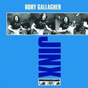 Rory-Gallagher-Jinx-New-CD-UK-Import
