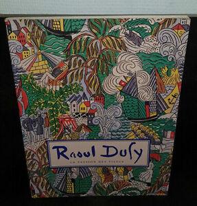 Raoul Dufy La passion des tissus