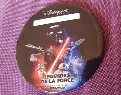 Légendes De La Force OE PIN/'S Disneyland Paris LOGO LEGENDS OF THE FORCE