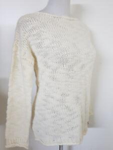 Maglione-034-Gaudi-039-034-Donna-Art-34BD50246-Col-Bianco-Sconto-70