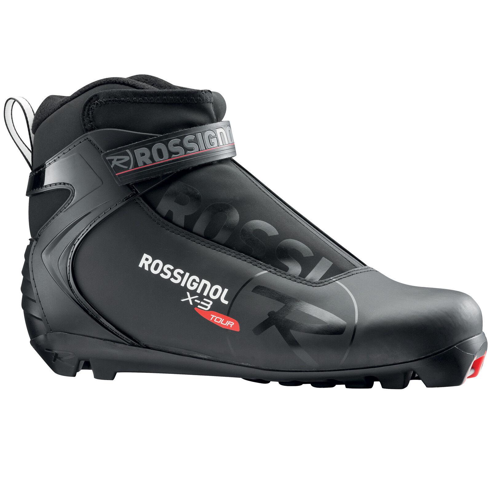Rossignol X-3 Unisex Langlaufschuhe Classic Stil Touring Skischuhe Ski-boots NEU