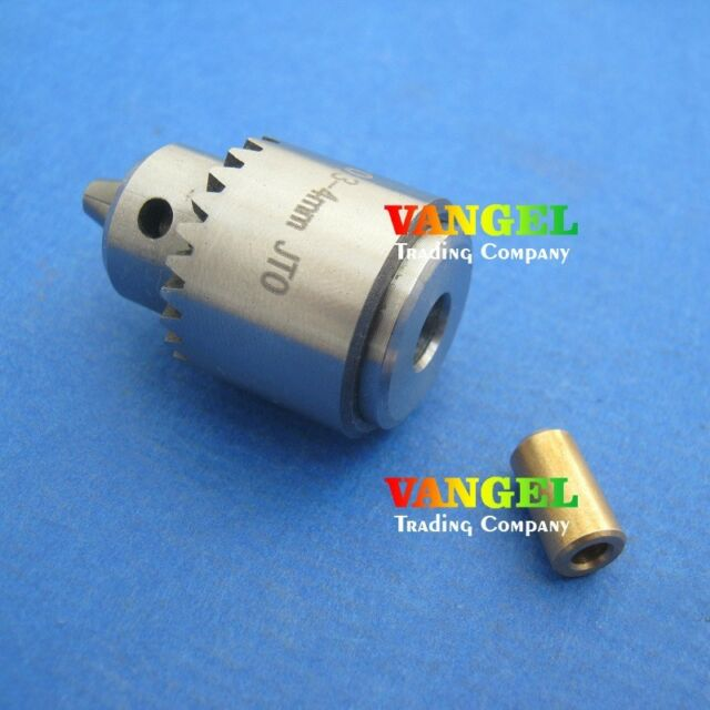 VANGEL--3.2-JT0 for motor shaft diameter 3.2mm mini drill chuck 0.3-4mm JT0