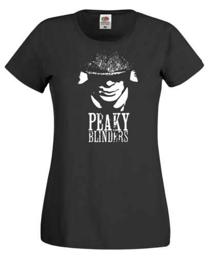 Peaky oeillères T shirt le Shelby Brothers anniversaire cadeau de Noël Femmes Top