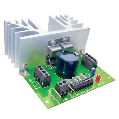 12–15V 34 dB 10 Hz 4-Kanal-Verstärker V40 4x40 Watt Komplettbausatz 100 kHz