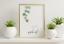 miniature 12 - Bathroom Prints Botanical Eucalyptus STUNNING FINE ART PICTURE Minimalist funny