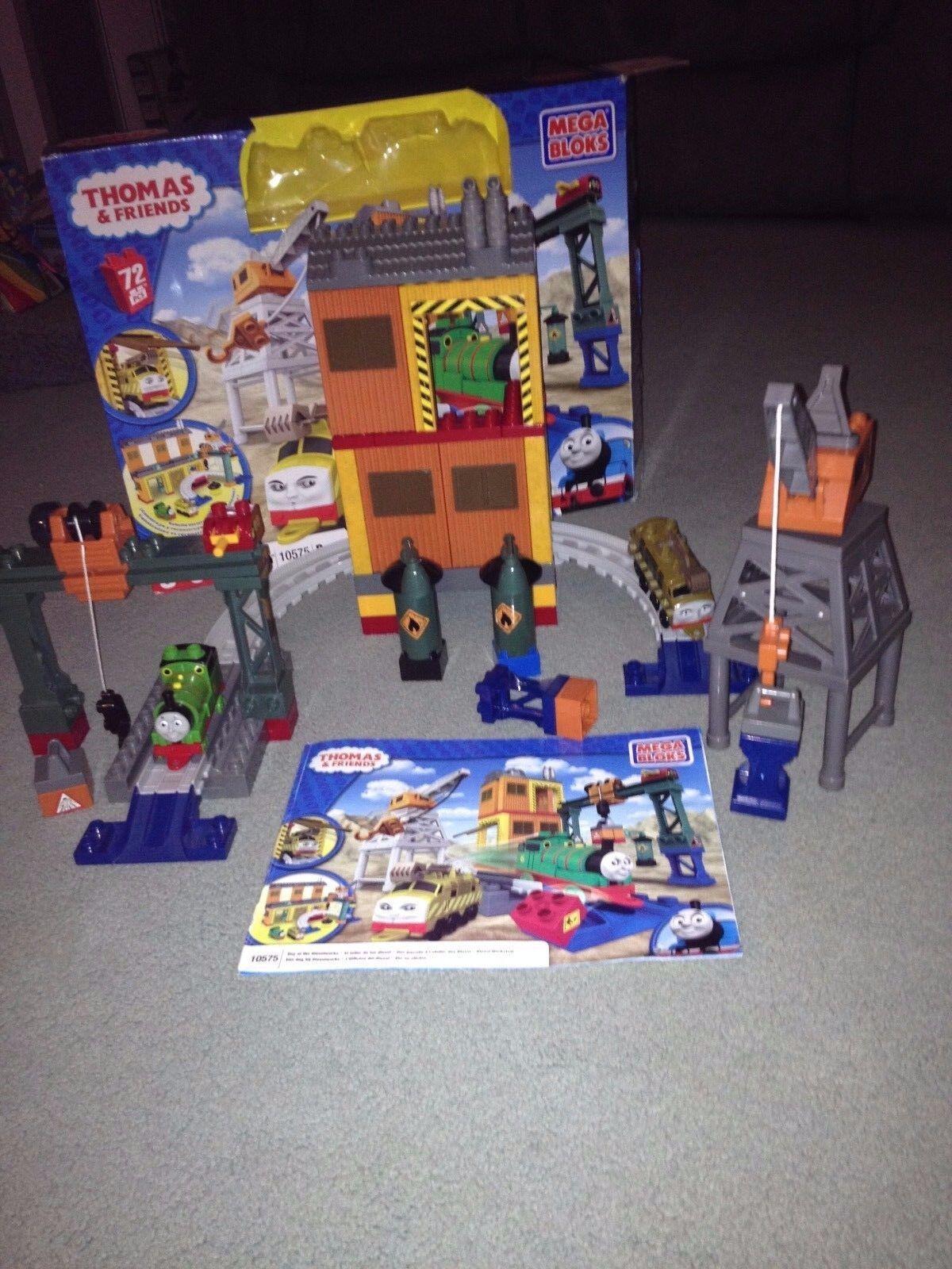 Thomas & Friends Mega Bloks, Original, Dieselworks - Boxed