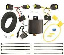 ford transit connect towing hauling 2010 2013 ford transit connect trailer hitch wiring kit harness plug play