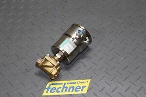 Durchflussverteiler-Verteiler-Buschjost-8500300-8900-flow-distributor-NEU-NEW