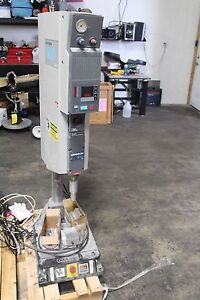 branson 910iw ultrasonic welder ebay rh ebay com