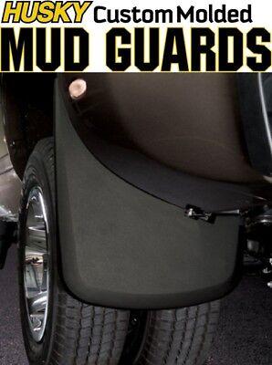 Husky 57681 Rear Custom Mud Guards Flaps 11-16 Ford F250 F350 Superduty SRW