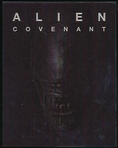 EBOND Alien Covenant  4K ULTRA HD + BLU-RAY  Steelbook  Lenticular D328004