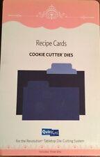 QuicKutz Lifestyle Crafts Mini Cutting Die Set CELEBRATION SHAPES  ~CC-SHAPE-03