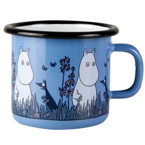 Muurla Tasse Mumins Moomin Blau
