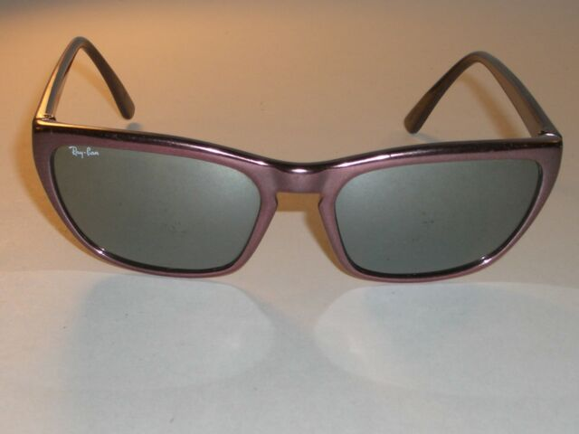 e74147fb629ae8 ... spain vintage bl ray ban w2490 ps1 small g15 mirror predator series cats  sunglasses 5c575 2aae5