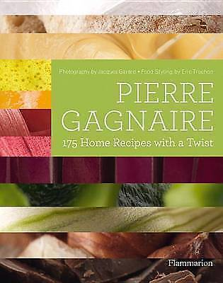 1 of 1 - Pierre Gagnaire: 175 Home Recipes with a Twist, Pierre Gagnaire, Jacques Gavard,