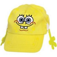 Spongebob Squarepants Hat Fits Most Children Ages 3-12.