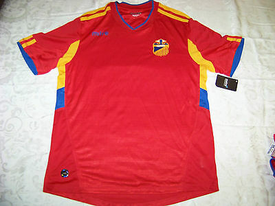 Mitre Espana Men/'s Soccer Jersey Shirt NWT