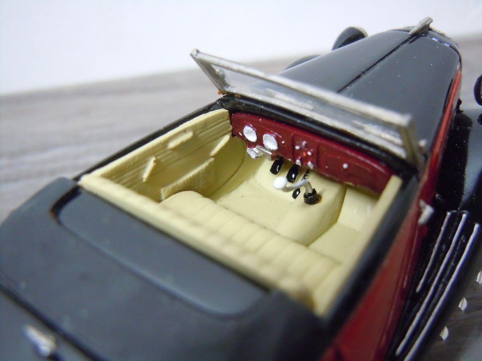 Opel Super 6 Cabriolet van AVTO Moskva Moskva Moskva Modell 1 43 in Box 26987 2f309e
