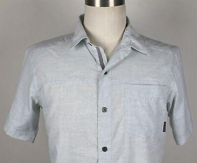 Columbia Mens Pilsner Lodge Print Long Sleeve Shirt