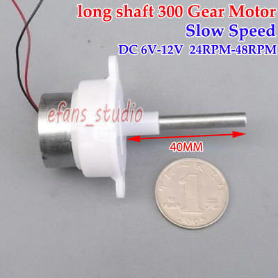 DC 3V-5V 160RPM Micro Turbo Worm Gear Motor Mini Gearbox Speed Reduction Motor