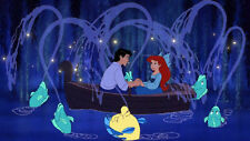 Little Mermaid and Prince Eric Cross Stitch Chart