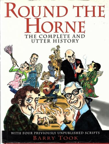 1 of 1 - Round the Horne Radio Show Kenneth Williams Hardback BOOK unpublished scripts