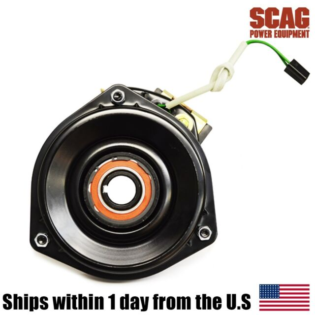 Scag 461660 Clutch Assembly With Tag, Gt3 5