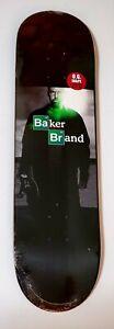 """Baker Skateboard Deck Reynolds ABQ 8.125/"""" x 31.5/"""""""
