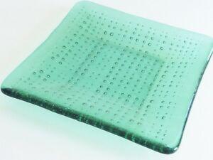 Sea Green Sushi Plate Soap Candy Dish
