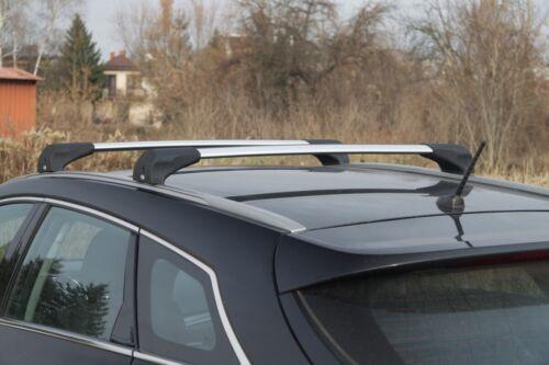 Alu CR72-FP Spezifischer Dachträger für Mercedes E-Klasse W213 4-Tür ab 16 kpl
