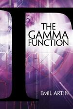 Dover Books on Mathematics: The Gamma Function by Emil Artin (2015, Paperback)