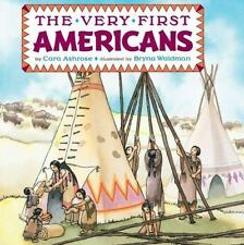 A Grosset and Dunlap All Aboard Book: The Very First Americans by Cara Ashrose (1993, Paperback)