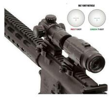 Red/Green T-DOT Scope with 3x Flip to Side Magnifier Combo UTG..LEAPERS