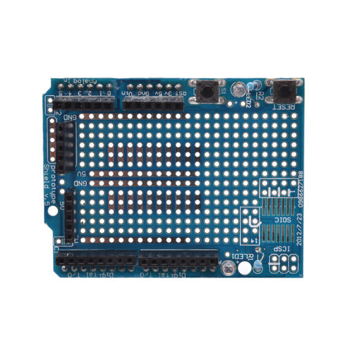 Atmega328P Arduino Prototyping Prototype Shield ProtoShield+Mini Breadboard BS