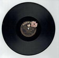 78 tours SAPHIR M. MARCELLY Disque Phono L'AMOUR BRISE Chanté PATHE 4695 RARE