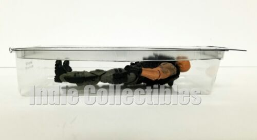 GI JOE BLISTER CASE LOT OF 25 Action Figure Display Protective Clamshell LARGE