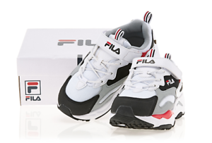 7229f21017d FILA RAY TRACER KD for Kids Children FK1SIA3071X Running Shoes ...