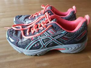 Details zu Asics gel venture 5 Trailrunning Laufschuh Damen Mädchen Gr. 38