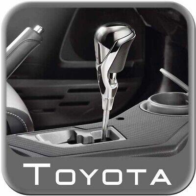 Toyota Genuine Shift Knob PT37A-42090