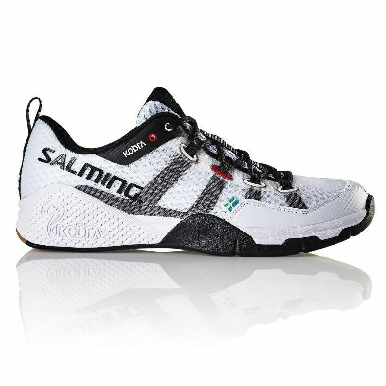Salming Mens Kobra Indoor shoes (White)