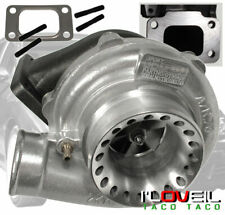 Gt35 Gt3582 7082 Ar T3 Flange Oil Amp Water Cooled Hybrid Turbo Charger Fits Mini