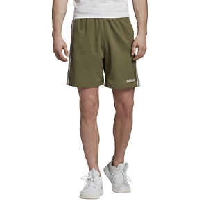 Details about Adidas Performance Mens Sport Short Essentials 3 Stripes 7in Chelsea Green show original title