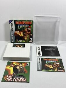 Donkey Kong Country (Nintendo GameBoy Advance) *Complete w/ Box & Manual* GBA