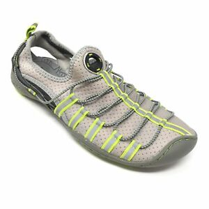Women-039-s-Jambu-Waterbug-Barefoot-Water-Loafers-Shoes-Size-9M-Gray-Green-P8