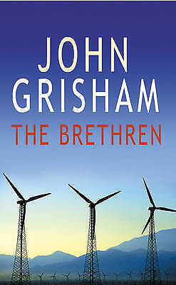 "1 of 1 - ""AS NEW"" The Brethren, Grisham, John, Book"